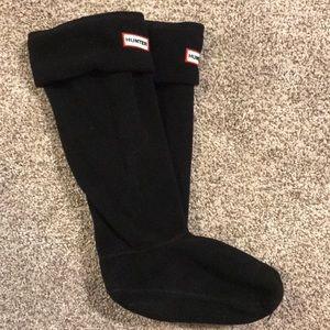 Hunter Boots fleece inserts